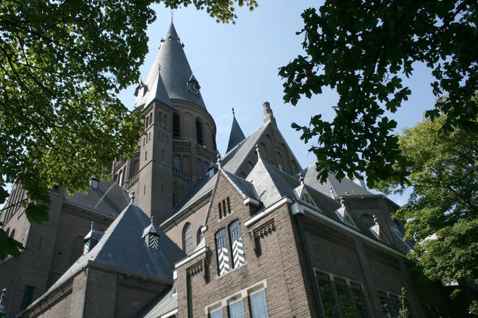 De Gummaruskerk in Steenbergen.