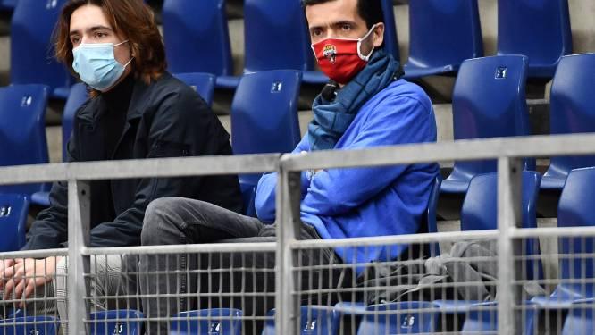 """Voorzitter Bjorn Verhoeven en Antwerp Giants tegen Limburg United en Aalst: """"We houden rekening met een vertrek van Vrenz Bleijenbergh"""""""