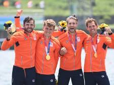 Dubbelvier zorgt na 25 jaar weer voor olympische goud bij mannen: 'We hebben het gewoon geflikt'