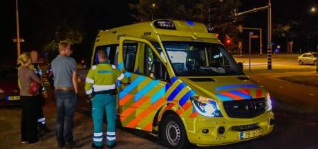 Automobilist rijdt door nadat hij met fietser botst in Doorwerth