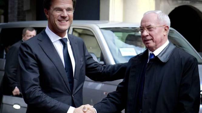 """Premier Oekraïne: """"Gascontract verhindert normale relatie met Rusland"""""""