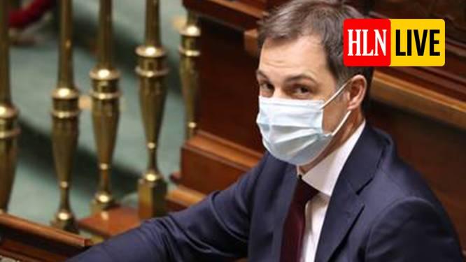 """Premier De Croo tempert opnieuw verwachtingen voor Overlegcomité: """"We mogen ons nu niet laten verleiden tot roekeloosheid"""""""