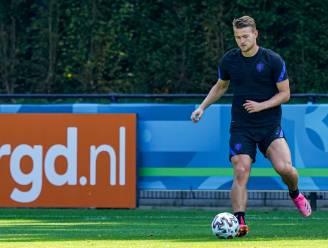 LIVE EK. Twee coronabesmettingen bij Slowakije - Arnautovic ontbreekt door schorsing tegen Oranje, De Ligt klaar voor comeback