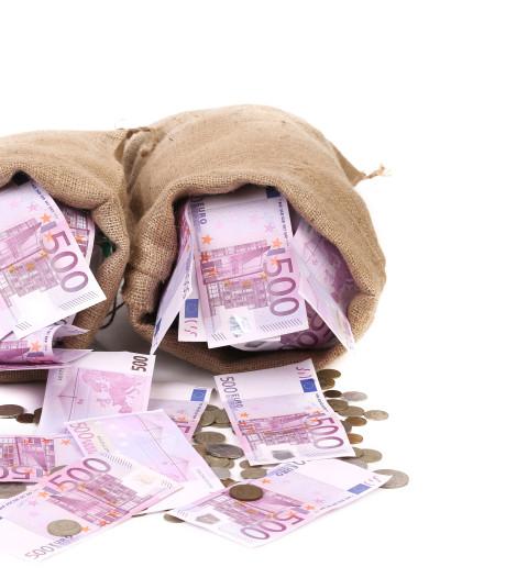 Criminelen moeten meer sjouwen: uitgifte 500-eurobiljet gestaakt