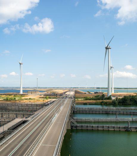 Maximumsnelheid op Philipsdam omlaag