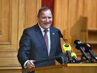 Löfven mogelijk oude en nieuwe premier van Zweden