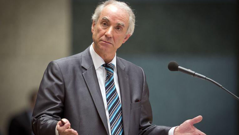 Minister Gerd Leers van Immigratie en Asiel. Beeld ANP