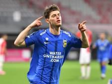 Vitesse verhuurt Buitink aan PEC Zwolle