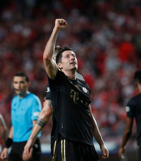 Bayern München bewijst Koeman goede dienst, nipte zege voor De Ligt