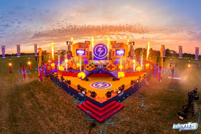 Experiënce the feeling of Intents Festival Online