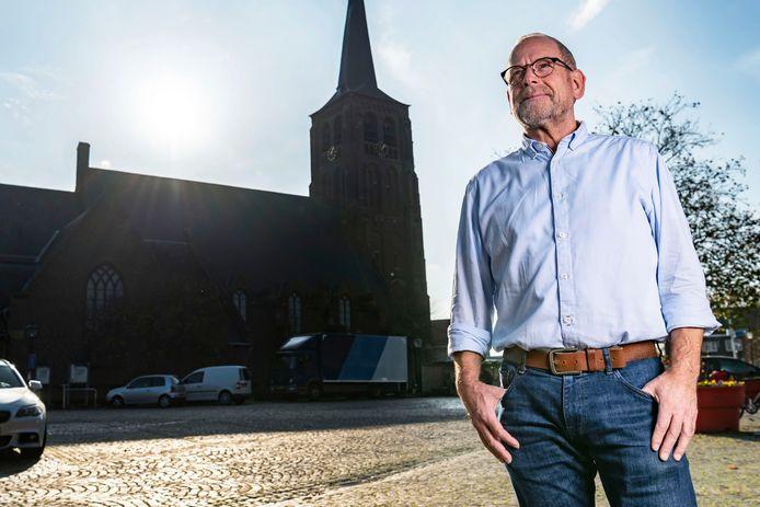 Wil Oerlemans is voorzitter van de Moergestelse dorpsraad.