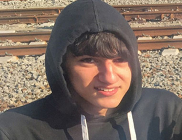 De 16-jarige Grigor Sukyasyan.