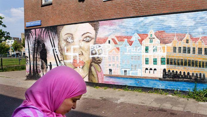De Schilderswijk in Den Haag