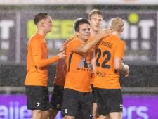 Voetbalwedstrijd HHC - DVS'33 in Hardenberg afgelast vanwege coronabesmetting speler Hardenberg