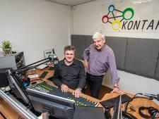 25 jaar Omroep Kontakt: zender waar de technicus ook dj kan worden