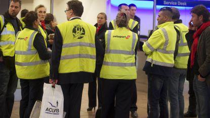 Ongerustheid over asbest: personeel Swissport Cargo legt ook deze nacht het werk neer