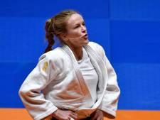 EK-debuut van Groesbeekse judoka Geke van den Berg eindigt in ronde twee
