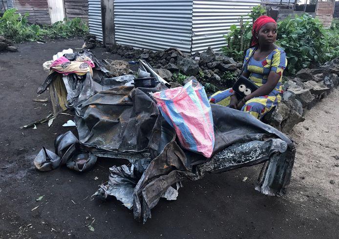 Masika Goel, 22 anni, è scappata dal disastro.