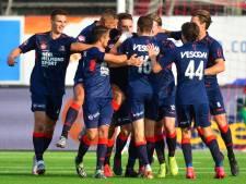 Helmond Sport is fit en thuis al twintig jaar ongeslagen tegen NAC
