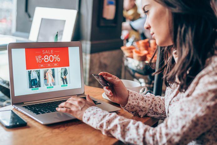Korting op de adviesprijs maakt webwinkelen vaak nog aantrekkelijker.