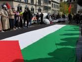 """Israël assassin, Belgique complice"", gros rassemblement pro-palestinien à Charleroi"