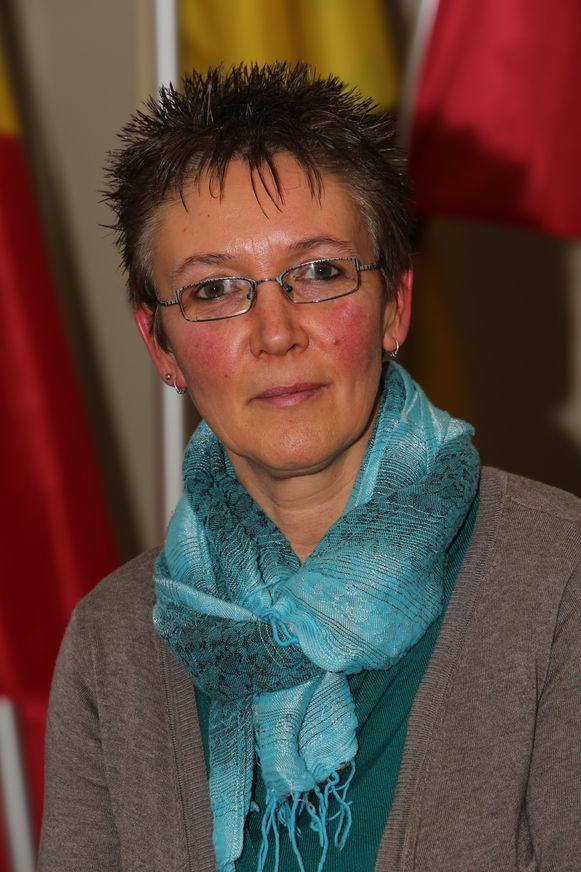 Greta Vanermen betreurt het dat de stad Landen geen project indiende voor de oprichting van een GBO.