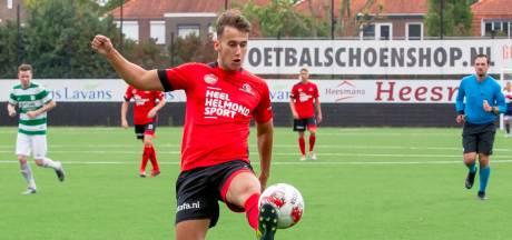 Helmond Sport neemt per direct afscheid van middenvelder uit Bergen op Zoom