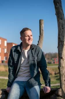 Sjoerd Overgoor zet door kruisbandletsel vervroegde punt achter profcarrière: 'Het is klaar, mooi zo'