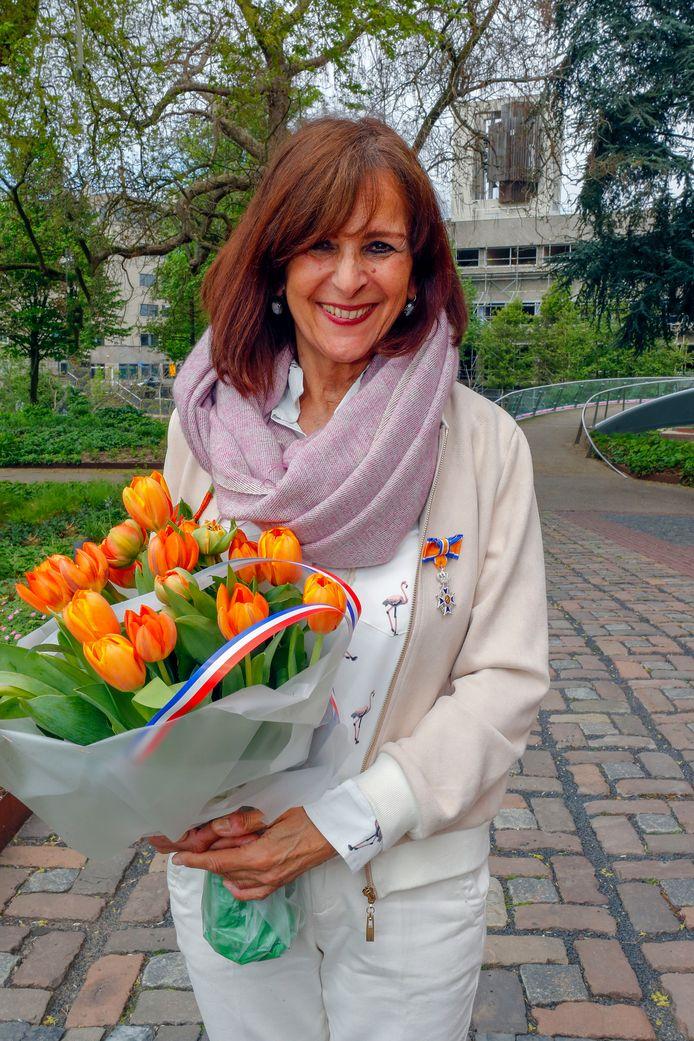 Marianne Brugmans.