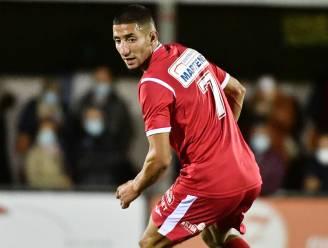 """Mehdi Naqqadi ontvangt met Hoogstraten ex-club Houtvenne: """"Ze wilden me deze zomer heel graag terug"""""""