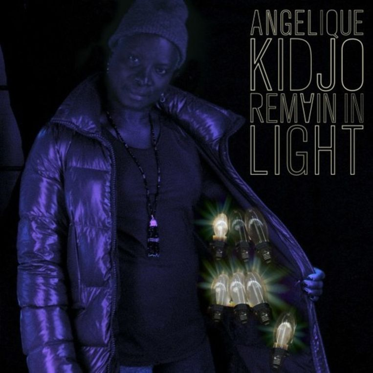'Remain in Light' van Angélique Kidjo. Beeld Angélique Kidjo
