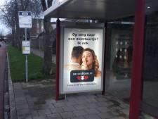 ChristenUnie Krimpenerwaard wil 'aanstootgevende' posters van Second Love verwijderen: 'Roept op tot overspel'