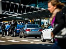 Taxichauffeurs gaan dinsdag demonstreren tegen Uber