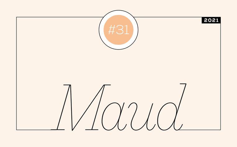 Dagboek Maud #31 Beeld Libelle