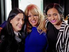 Christina Curry en Elle Bandita al maanden geen stel meer