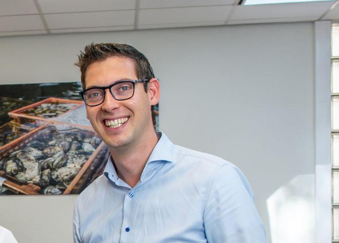 Daniël van Iwaarden, directeur van Trainews.