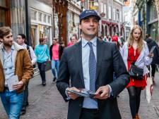 Baudet in Deventer over gevoelige Ausweis-uitspraak: 'Stop met het spel dat iedereen zich gekwetst voelt'