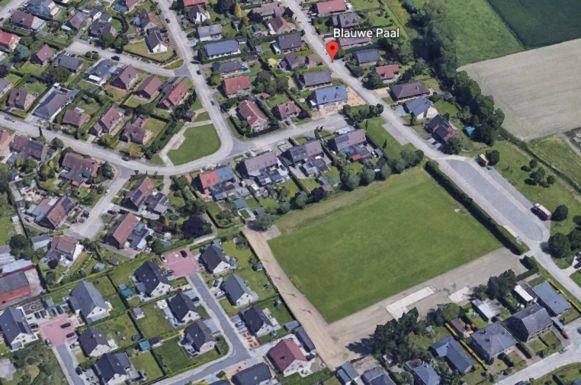 De gemeente wil het oude voetbalveld in Katrecht omvormen tot woonzone.