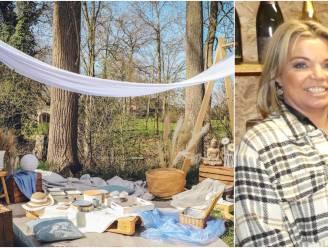 """Evenementenorganisator organiseert luxe picknicks in Kasteel Ten Torre: """"We worden vergeten, dus moeten we creatief zijn"""""""