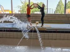 Nog even geduld: nieuwe baden City Sport Veldhoven bijna gevuld met 1.000.000 liter water