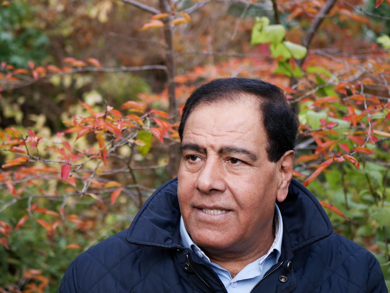 Izzeldin Abuelaish, een Palestijnse arts op vredesmissie in België.