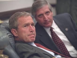 Deze beelden van emotionele Bush tijdens 9/11 kregen we nog niet te zien