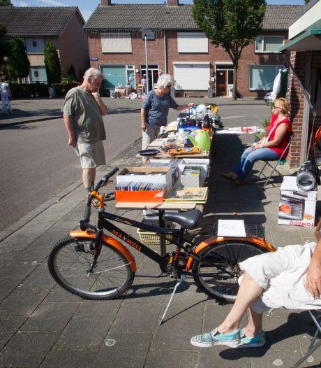 Haagse Beemden viert Burendag met verkoopdag