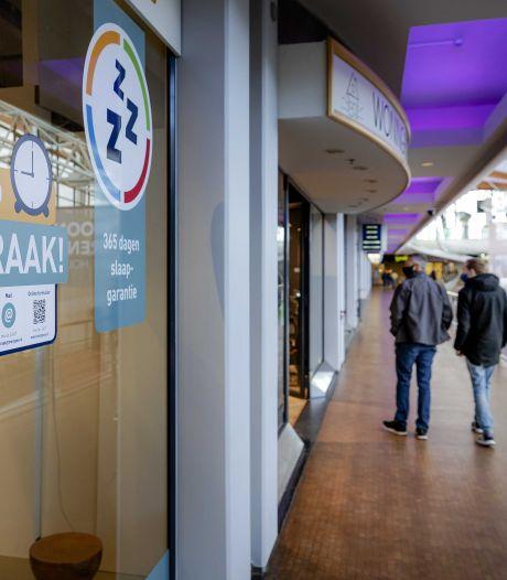 'Winkelen op afspraak werkt voor geen meter'