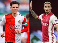 Berghuis vs. Antony: de cijfers van de nieuwe concurrenten bij Ajax