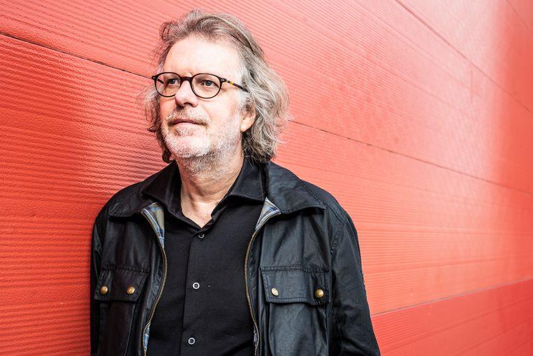 Peterjan van der Burgh is kritisch op het coronabeleid. 'Ik ben sterk voor integriteit van het eigen lichaam.' Beeld Roos Pierson