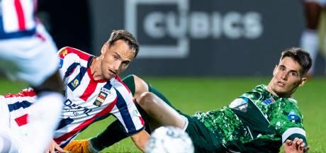 Heerkens vindt altijd weer z'n plek bij Willem II: 'Ik zou mezelf nóóit meer uit het elftal halen'