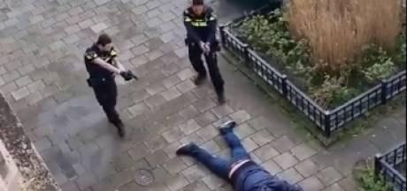 Steekpartij op de Paets van Troostwijkstraat: buurtbewoner ziet arrestatie voor zijn neus gebeuren