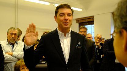 Jeroen Baert (N-VA) legt eed af als burgemeester