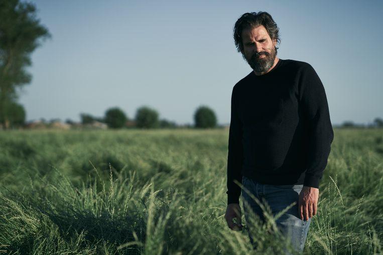 Stephan Vanfleteren: 'Het is vreselijk ongepast om te zeggen, maar de coronacrisis kwam voor mij op het gepaste moment.' Beeld Joris Casaer